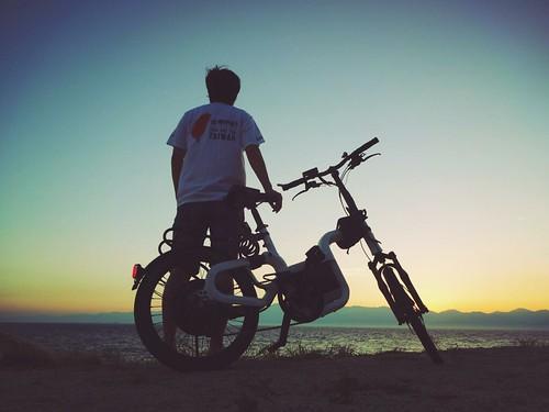 尋找「心」旅行 光聯輕電Klever e-Bike陪台灣人環島找尋旅行的意義 (2)
