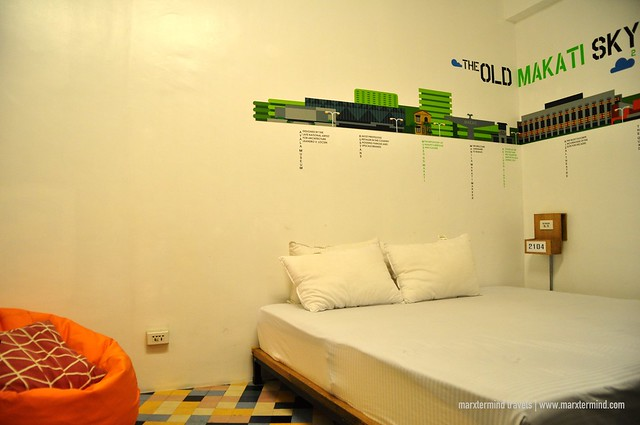 Makati Junction Hostel Superior King Room