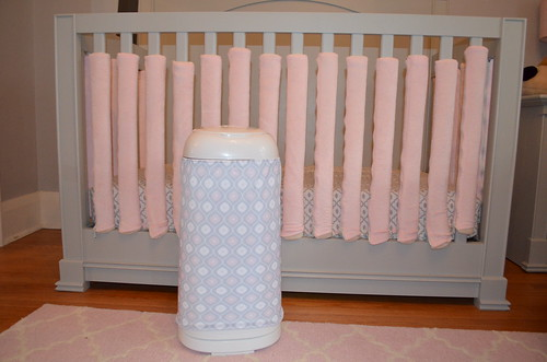 how to put bags in diaper genie expressions
