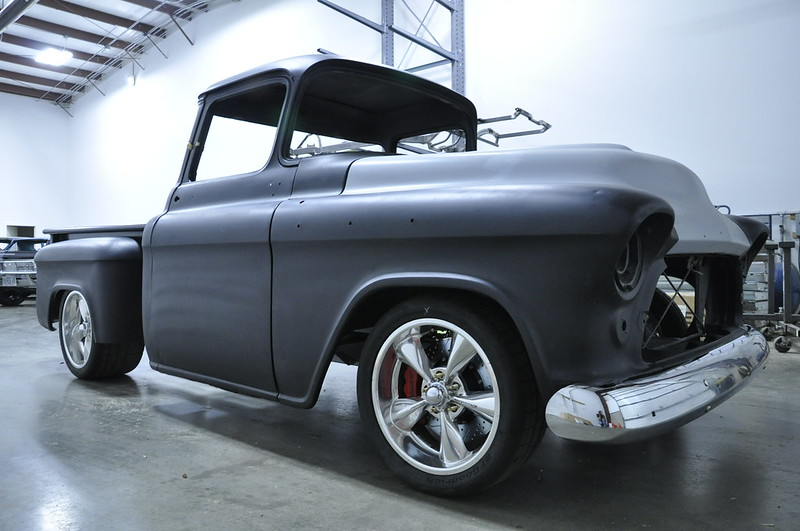 Schwartz Performance Releases 1955 1959 Gm Pickup Chassis