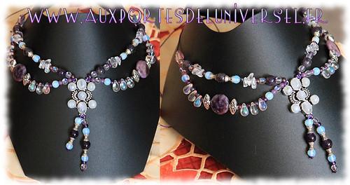 Aux Portes de l'Universel Les bijoux artisanaus de la boutique ésotérique en ligne