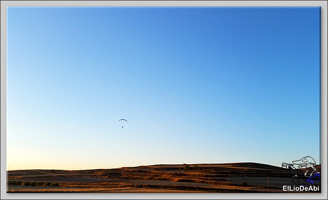 Volar en paratrike en Rioja Baja (1)