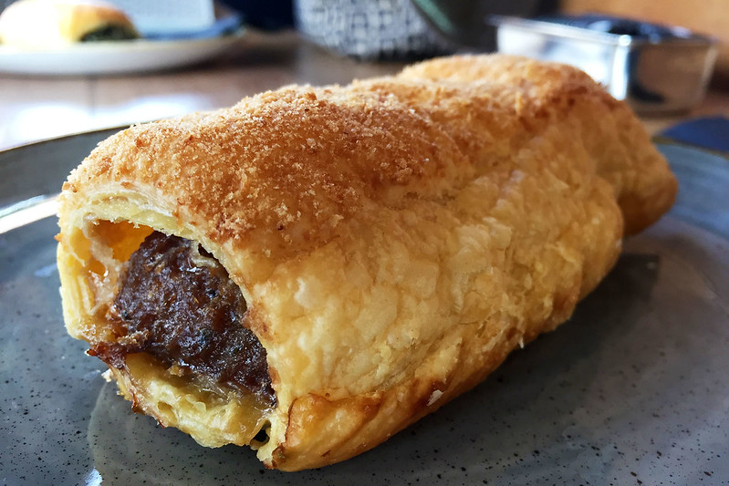 Sausage roll, Drummoyne Bakehouse Cafe