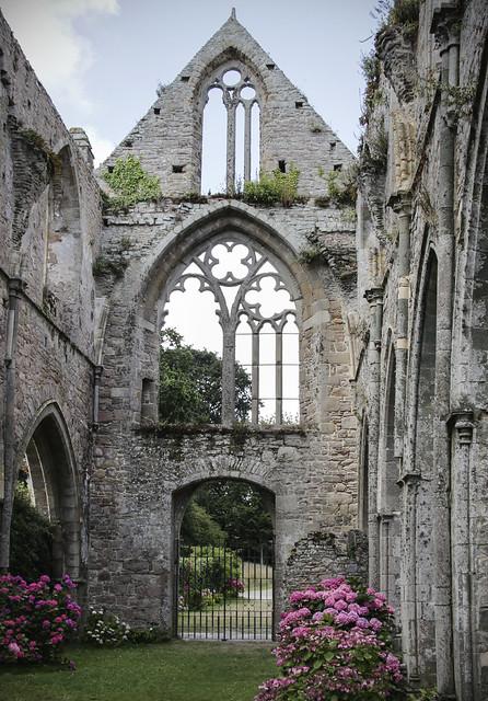 Abbaye de Beauport, Brittany
