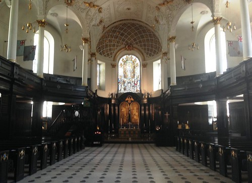 St. Clement Danes - Church of the RAF