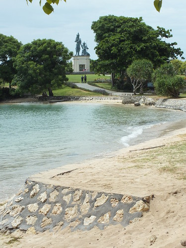 Nusa Dua Beach Hotel Map