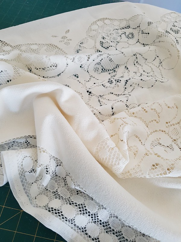 Tessuti Cut Out Lace Competition entry begins