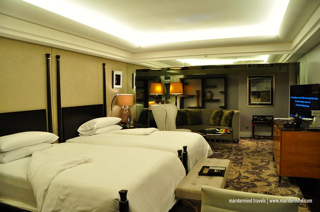 Our Grand Deluxe Room at Hotel Indonesia Kempinski Jakarta