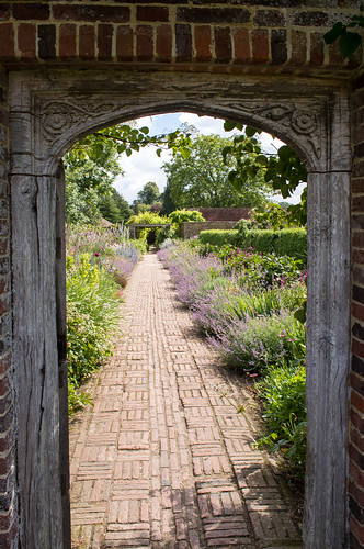 Gateway, Barrington Court