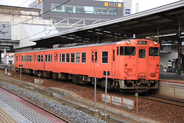 Tsuyama Line, DC Type 48