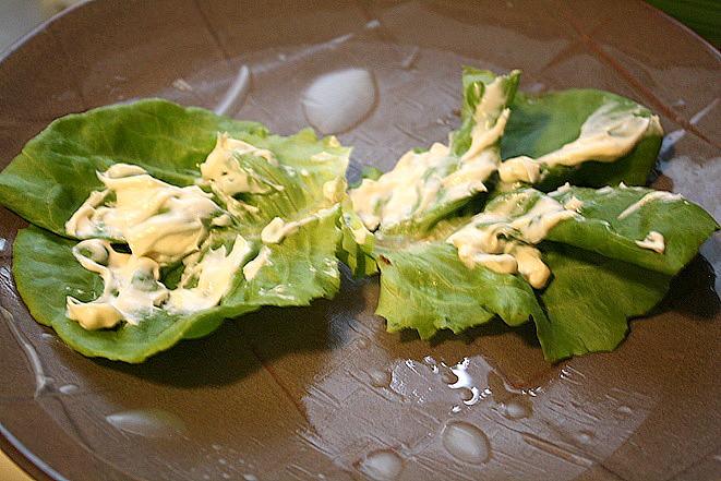 BLT Avocado Summer Rolls