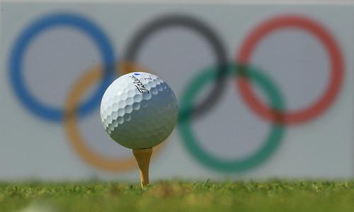 Golf Rio 2016 R1