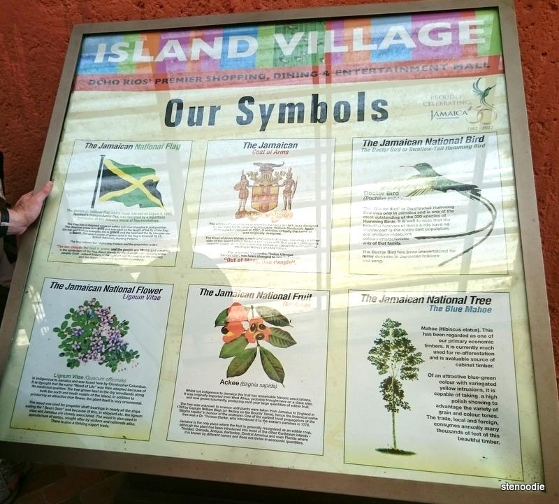 Jamaican symbols