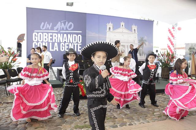Festival del Buen Vivir y Gobernando Con la Gente, Suchitoto
