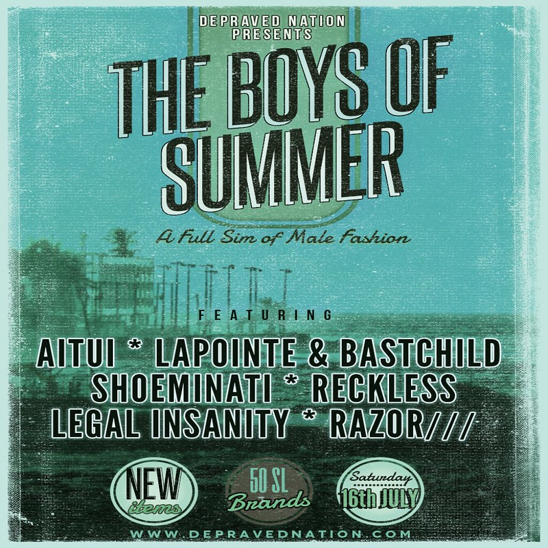 Boys of Summer Flier 2016