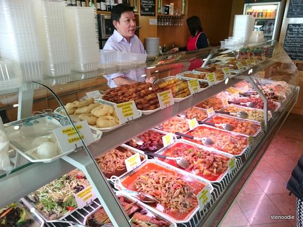 Traiteur Saveur d'Asie food