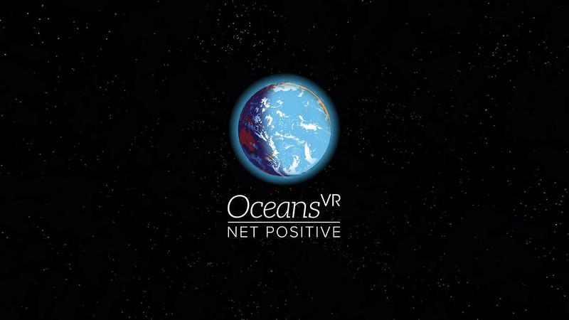 Oceans VR: Title