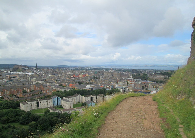 View from Salisbury Crags 13