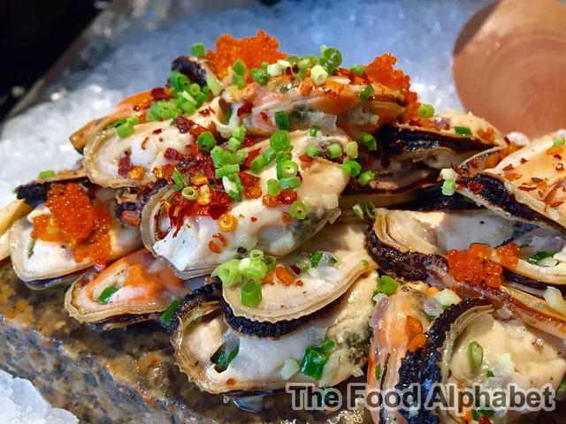 Seafood Sunday Brunch Spectrum