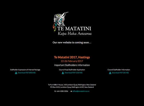 Te Matatini 2017: Kapa Haka Aotearoa