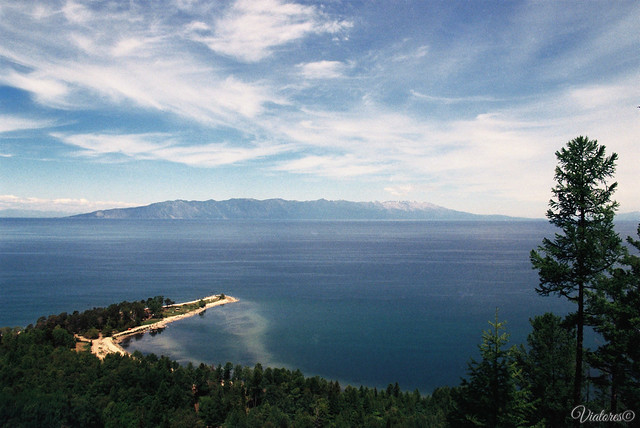 Svyatoi Nos. Baikal. Russia