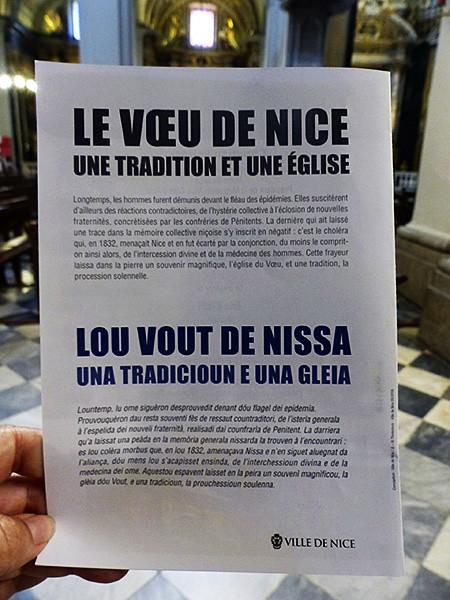 le voeu de Nice 2