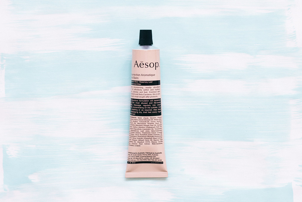 Thankyou Vs. Aesop Hand Cream