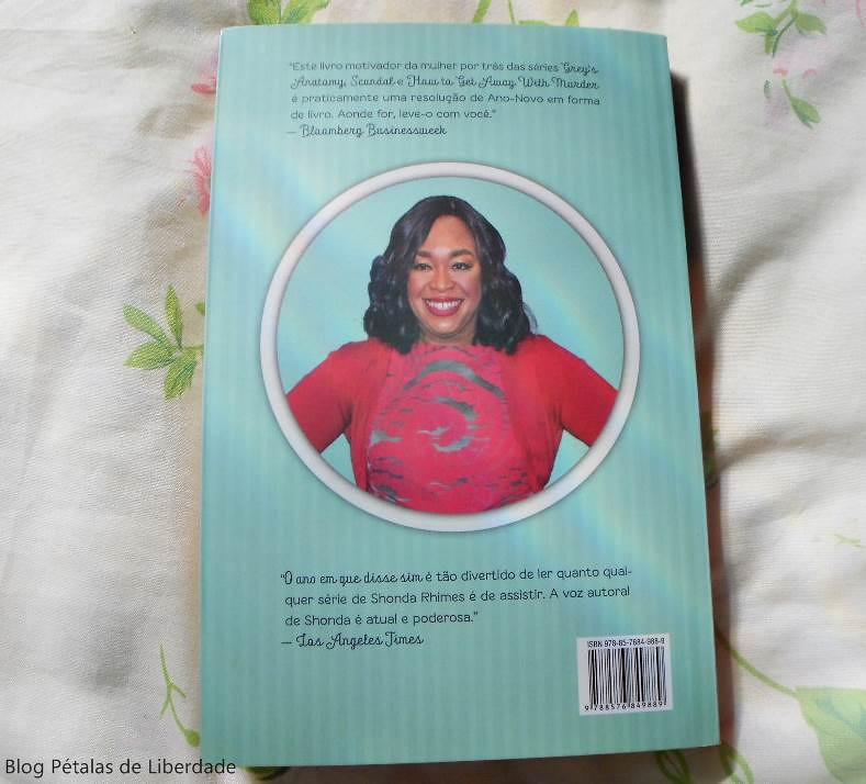 Resenha, livro, O-ano-em-que-disse-sim, Shonda-Rhimes, Editora-Best Seller, opiniao, critica, fotos, capa, trechos, Grey's-Anatomy, contracapa