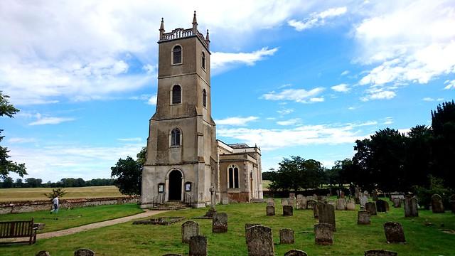 three locked churches 2: Euston