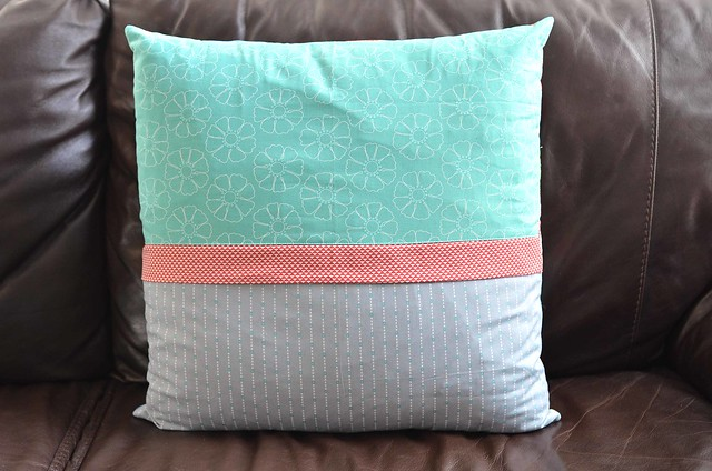 Hazel Pillow Back