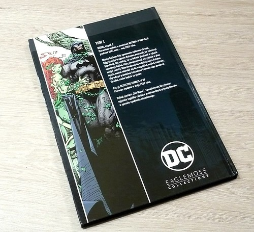 Wileka Kolekcja Komiksow DC Comics Tom 1 Hush 25