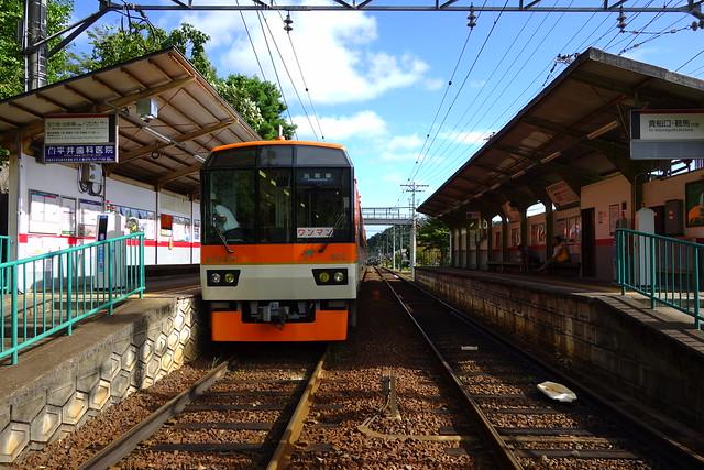 2016/08 叡山電車二軒茶屋駅 #01