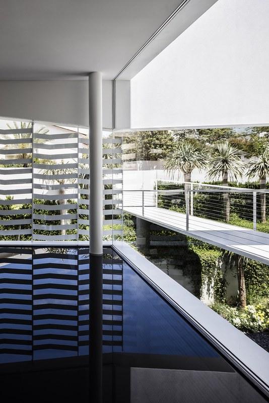 Дом в Израиле в стиле Hi-Tech от Pitsou Kedem Architects