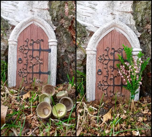 Fairy doors flickr for White fairy door