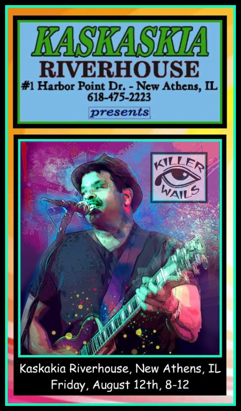 Killer Wails 8-12-16