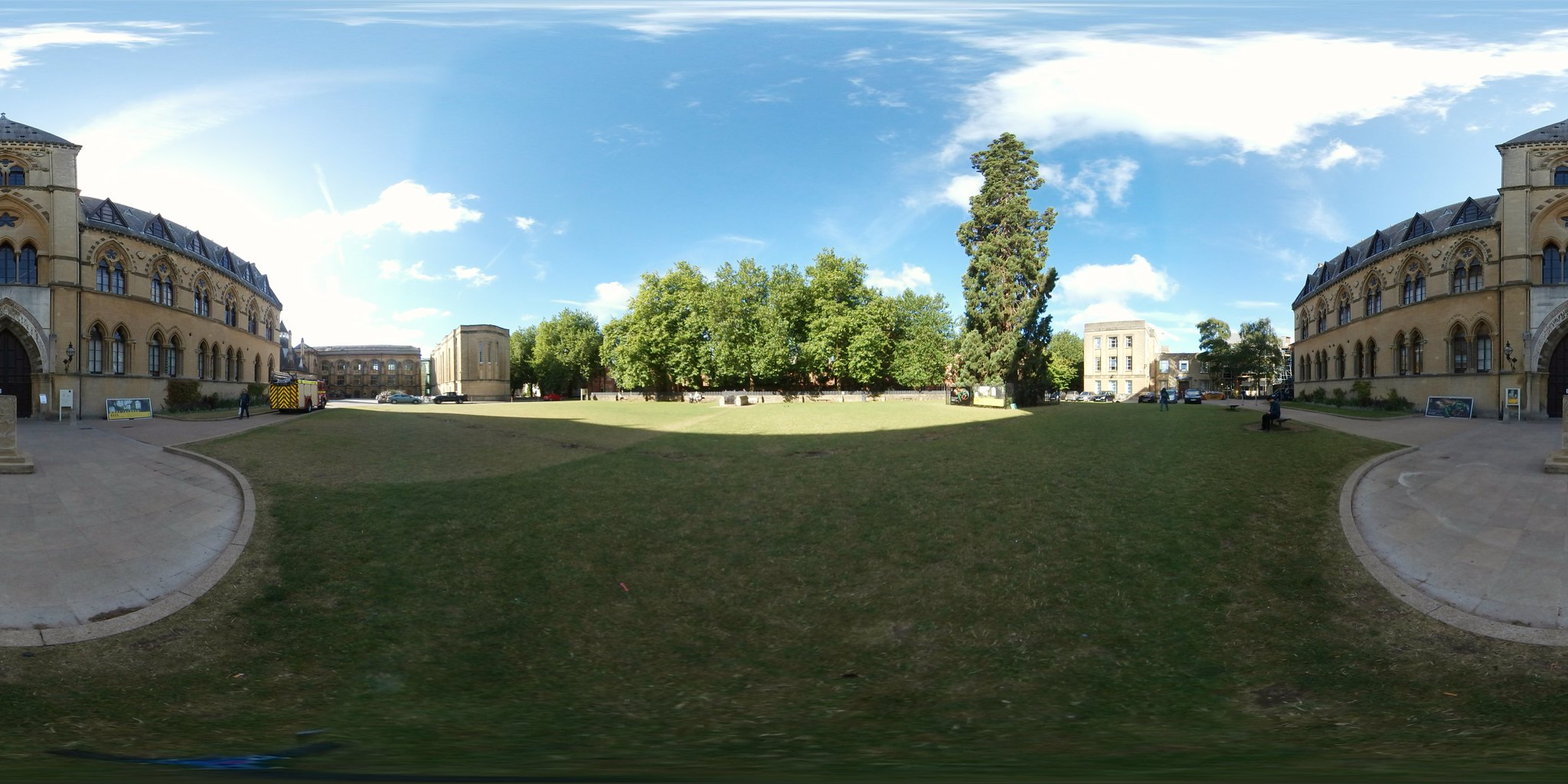 First 360 photo taken by RSL Staff using the Gear 360
