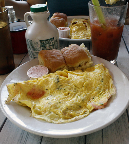 Upper West Side Omelette