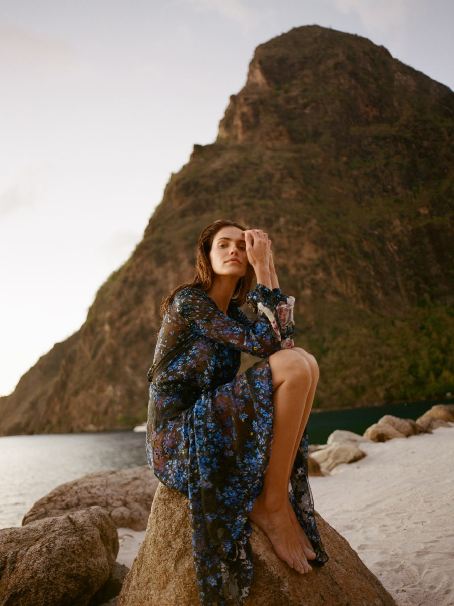 Amanda Wellsh by Tom Craig for the Edit by Net-a-Porter 9th June 2016