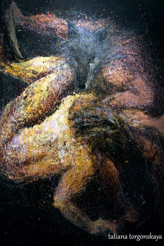 "Анна Вилентс ""Каин и Авель"""