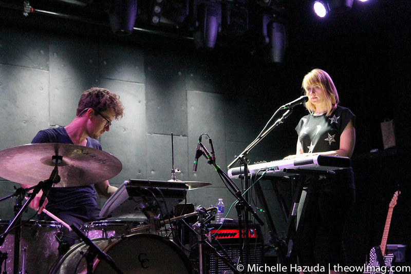 Wye Oak @ Teragram Ballroom, Los Angeles 07-16-2016 05