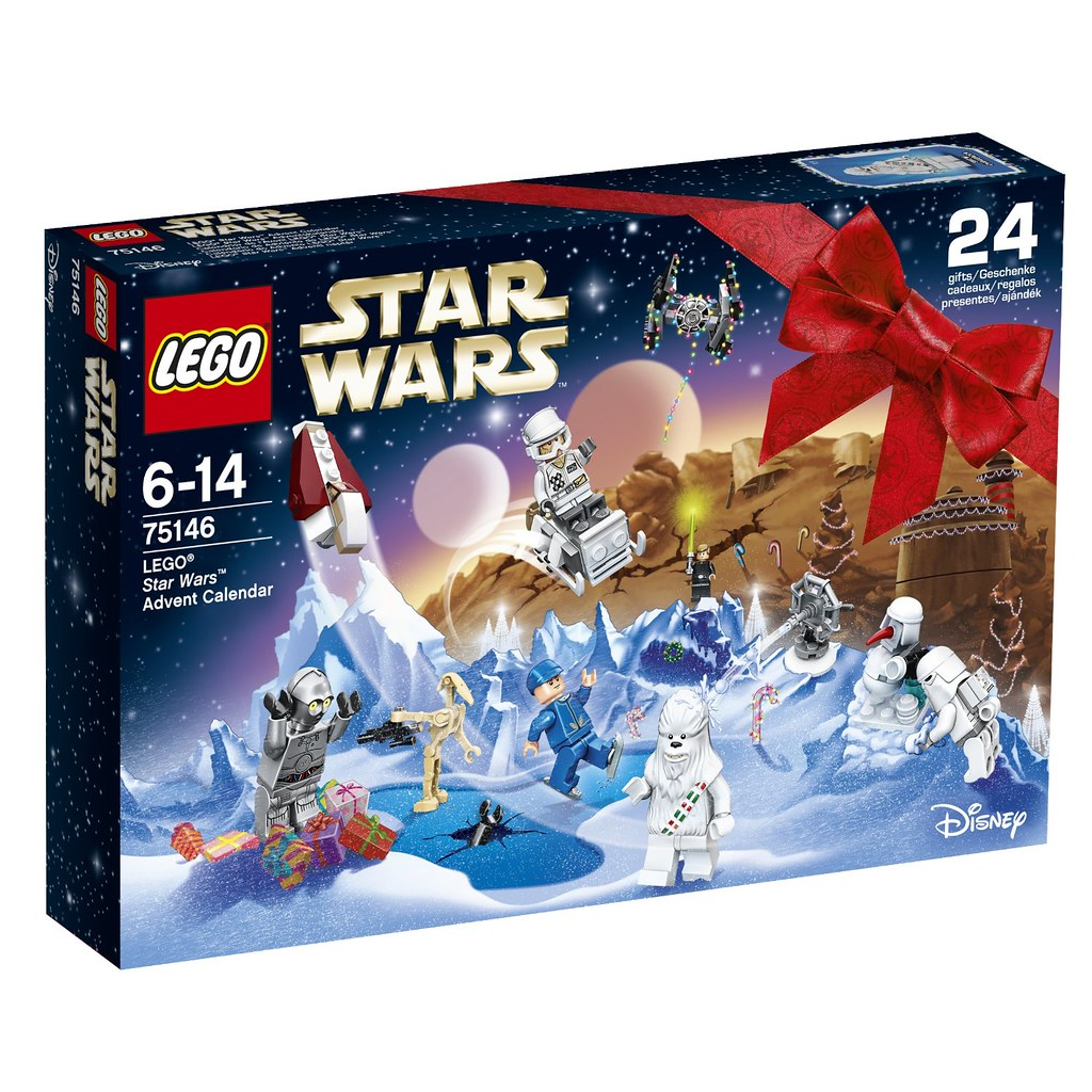 LEGO Star Wars 75146 - Advent Calendar 2016