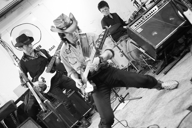 鈴木Johnny隆バンド at Golden Egg, Tokyo, 18 Jul 2016 -00087