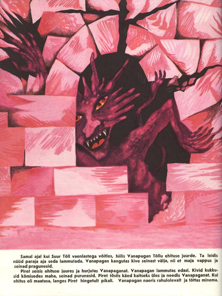 Tõll the Great - Page 11 - Written by Rein Raamat, Illustrated by Jüri Arrak, 1982
