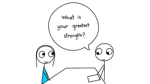 Job Interview Question: What Is Your Greatest Strength?