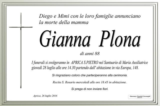 Plona Gianna