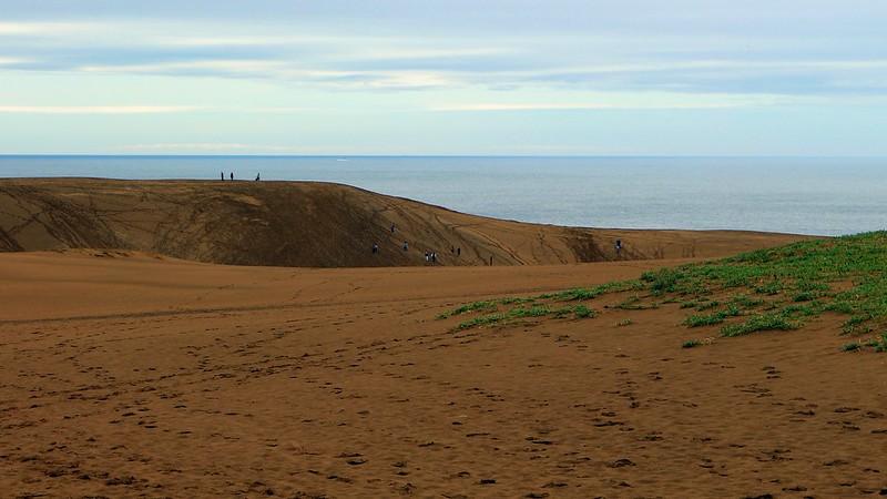 Sand Dunes, Tottori, Japan