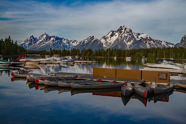 27720364853 49be919186 z Colter Bay: Grand Teton National Park