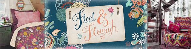 Fleet and Flourish Banner
