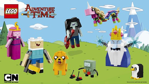 LEGO Ideas Adventure Time (21308 )