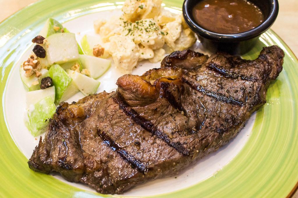 Steaks Under $20: Steakout Steak